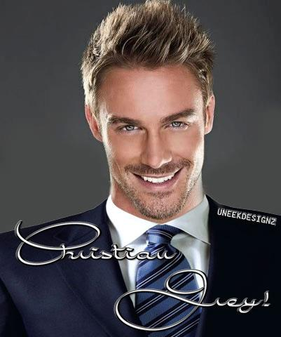 jessie pavelka - christian grey - morph 4 by yotoots