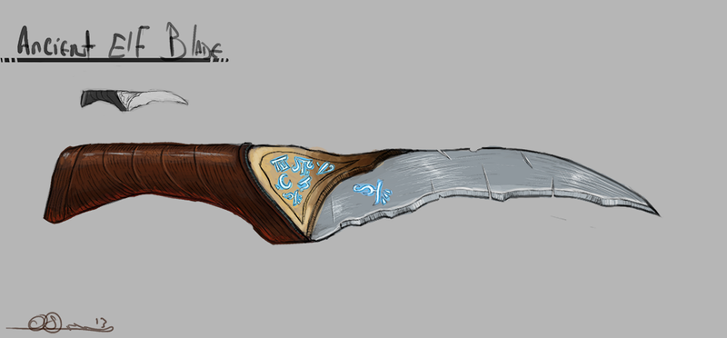 throwing knife concept by - photo #33