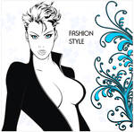 fashion vector style