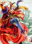 Kefka Palazzo from Final Fantasy 6