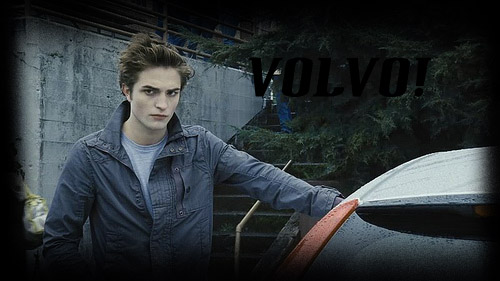 edward cullen and volvo by sarahelisayy on deviantart