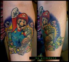 Mario bros. with Co.