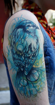 Bird healed