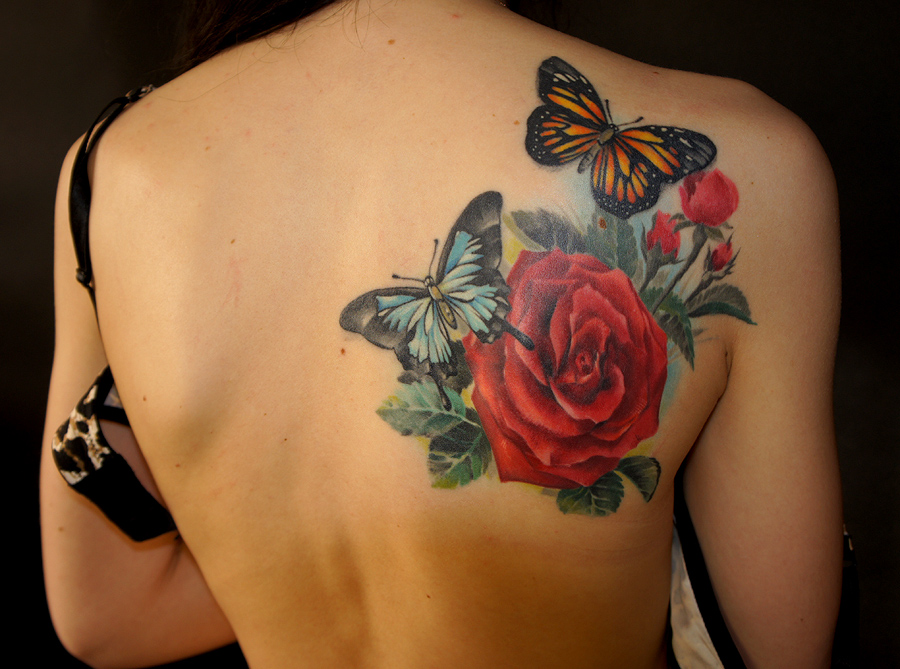 Healed Roses by grimmy3d