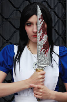 I'm Alice Liddell and this is my way