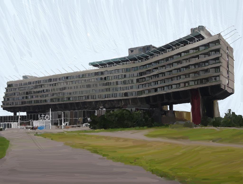 Forum Hotel by przezajac