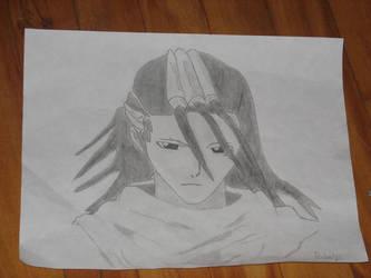 Biakuia kuchiki portrait