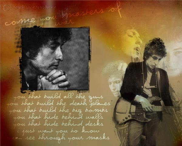 Bob Dylan Wallpaper 3 By Newlennonrevolution