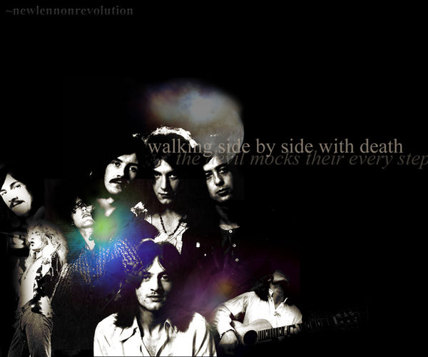 Led Zeppelin Wallpaper By Newlennonrevolution On Deviantart