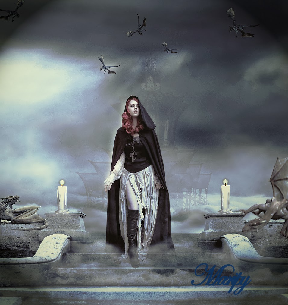La Dama De Los Dragones78