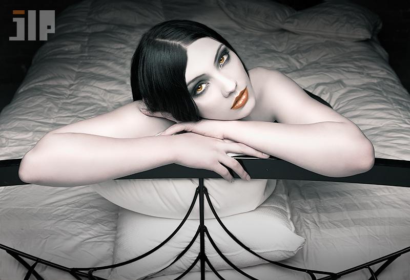 Ghost Girl by RowenBellamy-Model