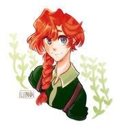 Leah by Lleniva