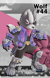 #44 | Wolf O' Donnell