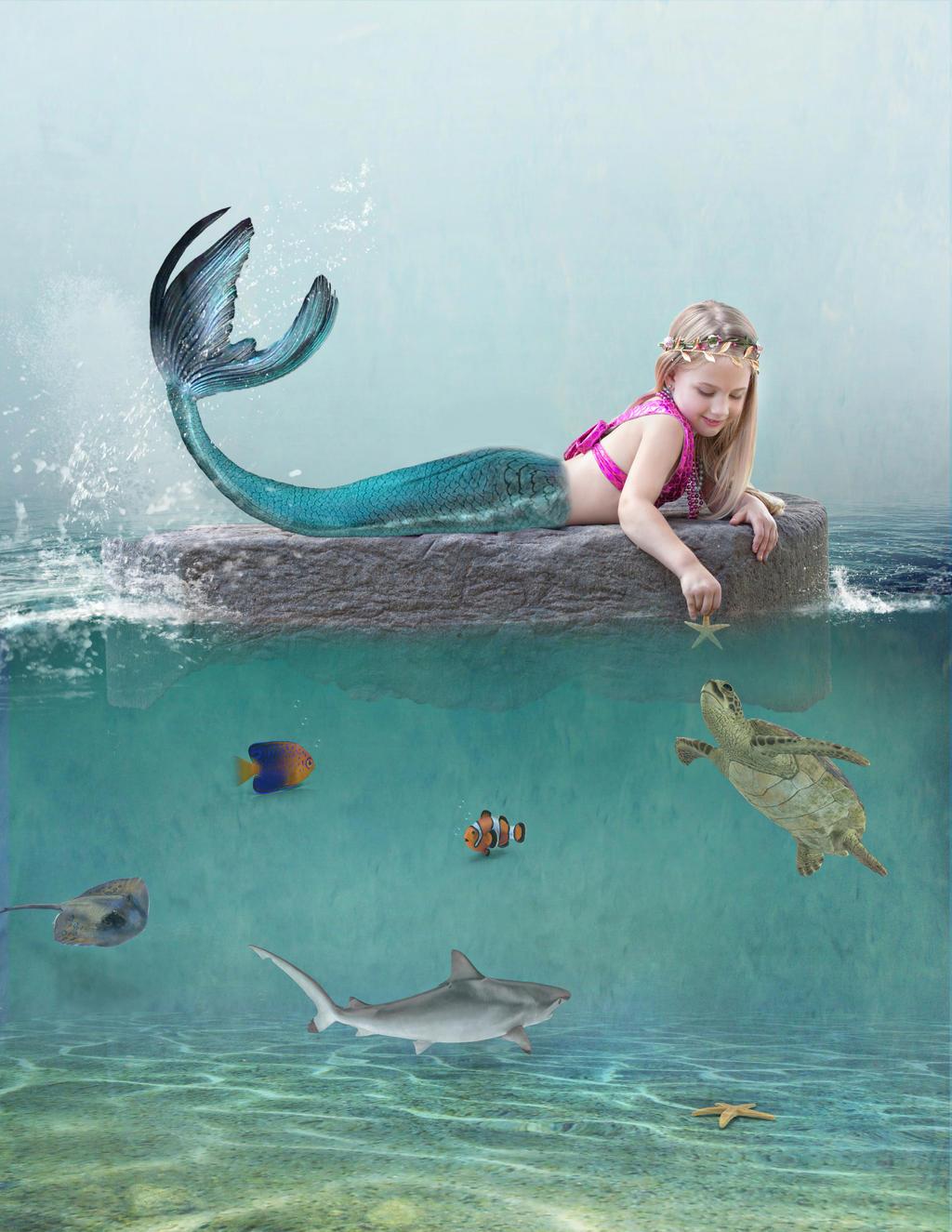 Lylah Mermaid1 by jna2001