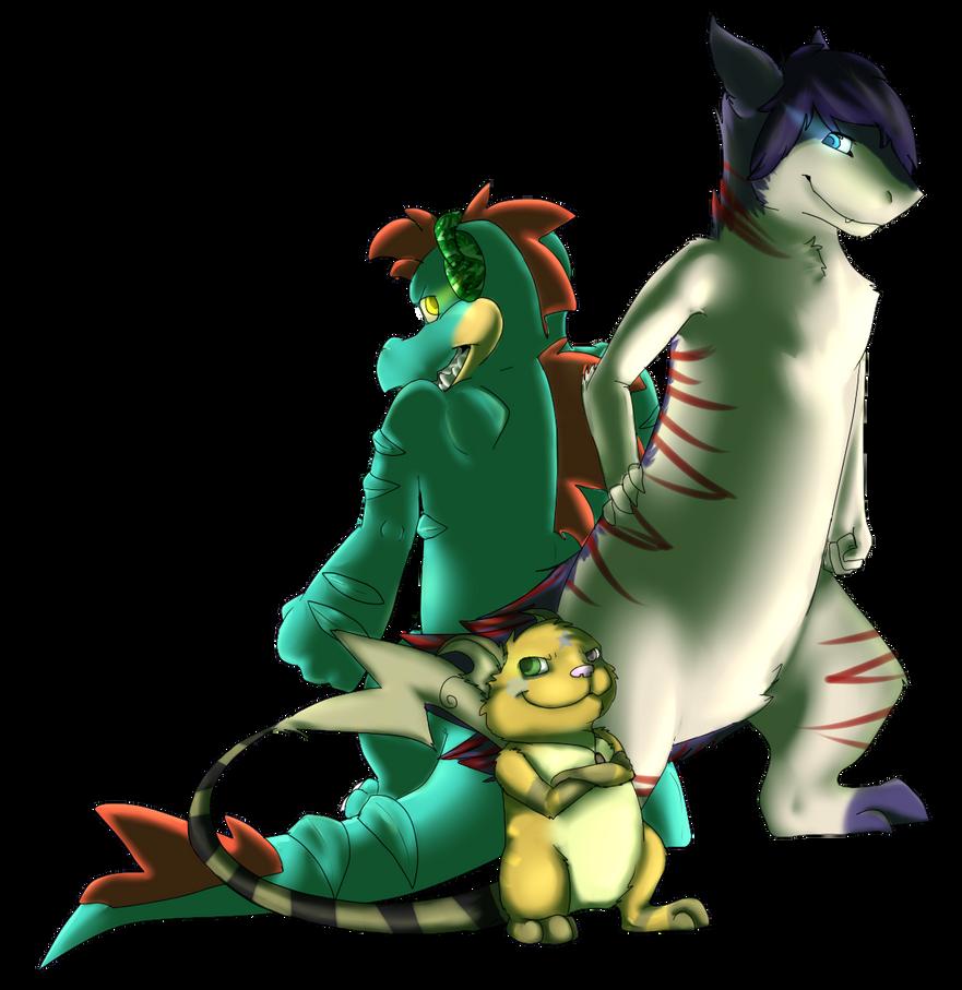 Epic pokemon by thealmugator on deviantart