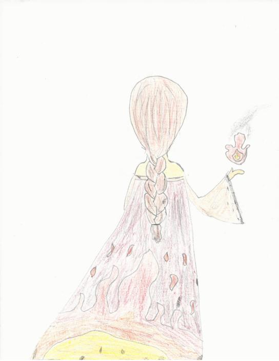 Fire Queen by Inufan330