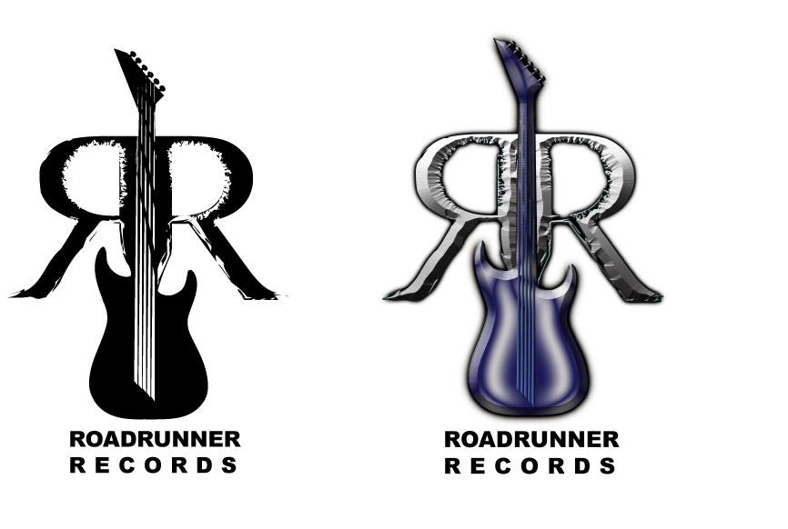 Roadrunner Records custom logo by Arkayem on DeviantArt