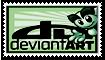 Deviant Stamp I by rlclarkjnr