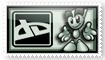 Deviant Stamp II by rlclarkjnr