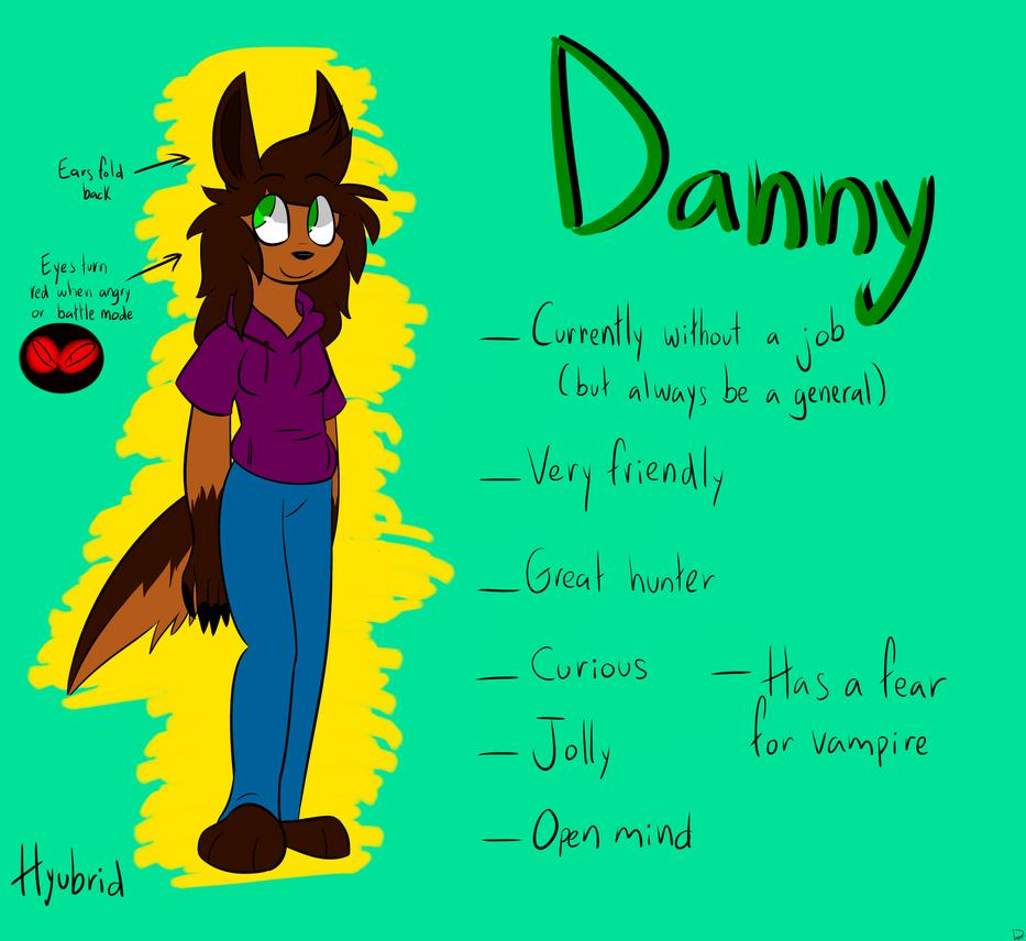 Dannys reference Hyubrid by Kryshoul