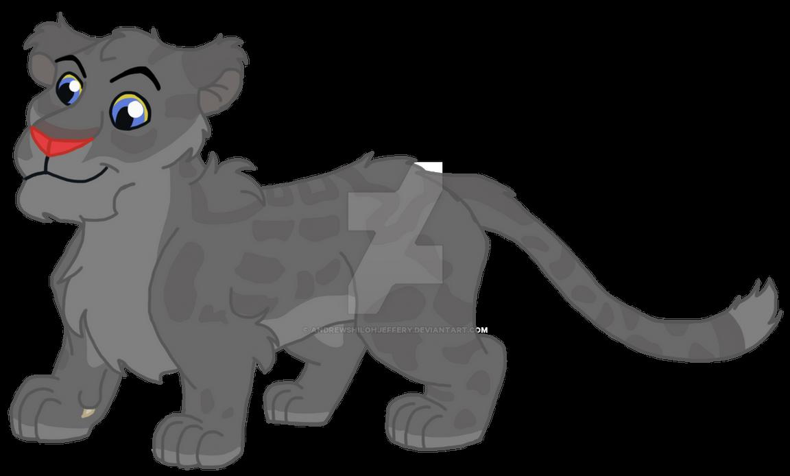 Cub Chibueze full body by AndrewShilohJeffery