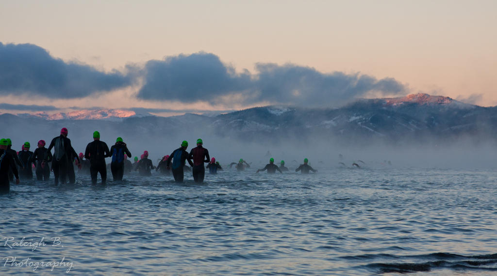 Ironman Lake Tahoe by CheesyPinoy