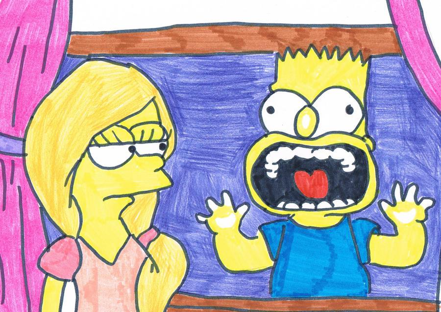Rachel and Bart jr. by Meg771