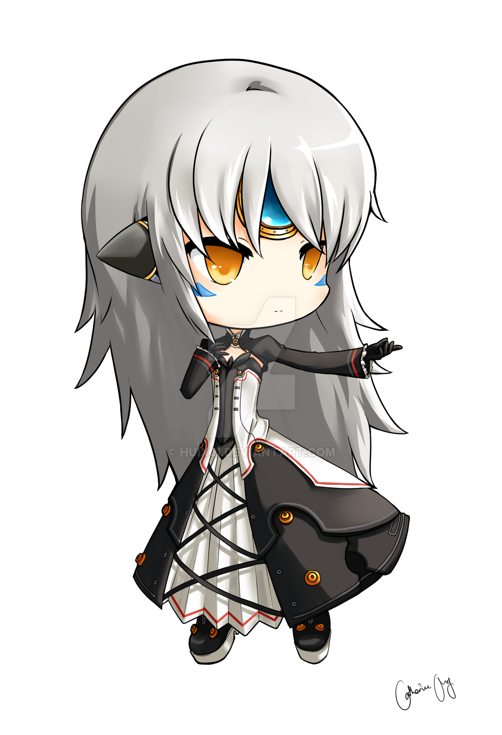 Elsword Characters Eve