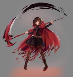 [Fanart] Ruby Rose by kwanfi