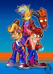 Crash Bandcioot 4 (2020) fan-art