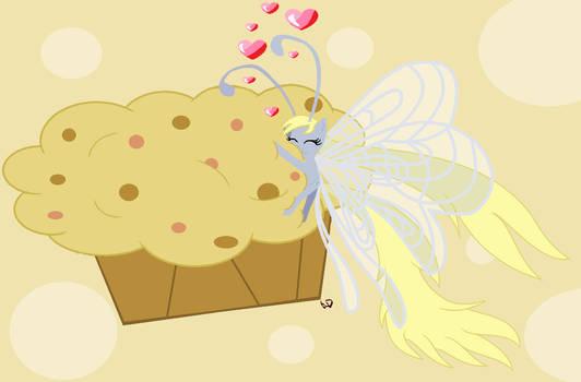 Beezie Derpy's Big Muffin