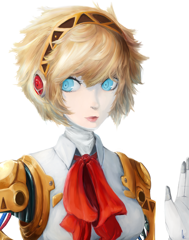 Aigis by ShadowChild71
