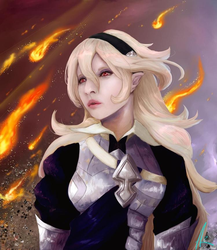 Corrin by ShadowChild71