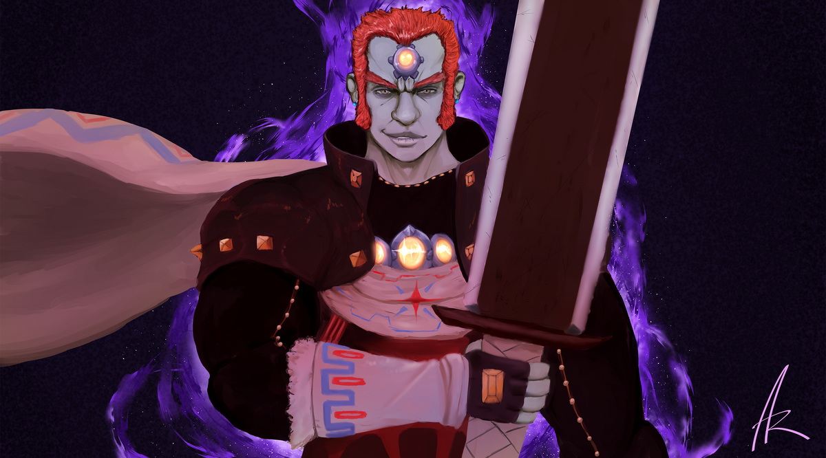 Ganondorf by ShadowChild71