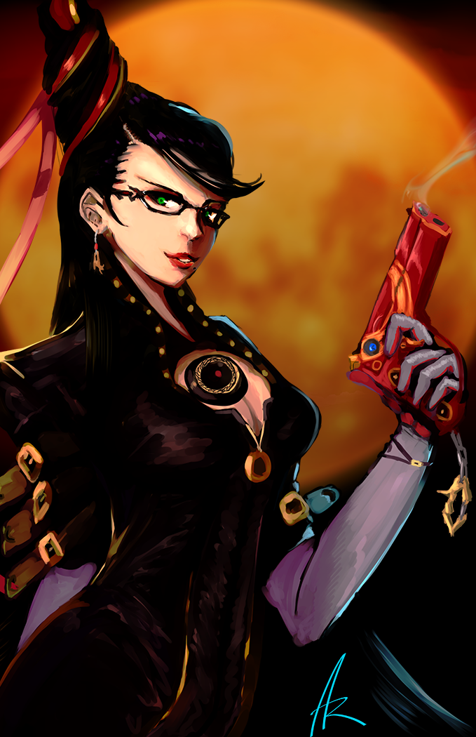 Bayonetta by ShadowChild71