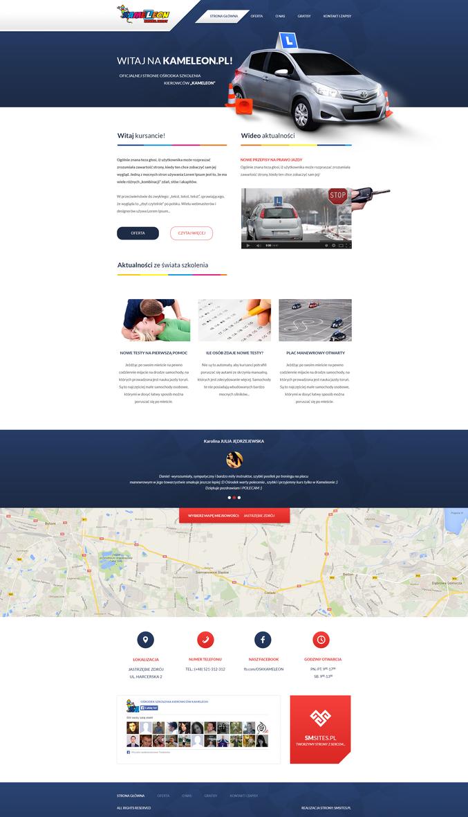 [FOR SALE] Driving school by DizzePL