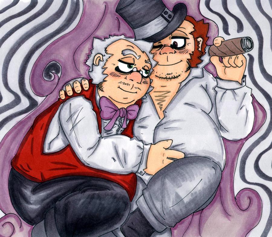 Doku And Edmund by Lacimehc