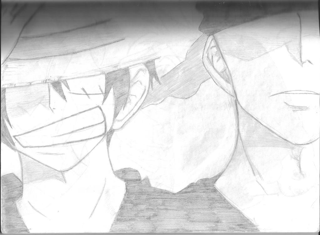 One Piece by BlankSorrow