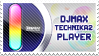 DJMAX stamp - TNK2 Player by Kikansha