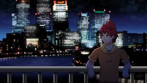 [OC] Night City