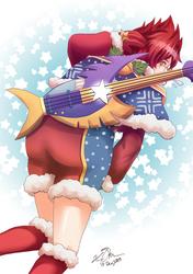 Ragnarok M - 2019 Christmas Costume