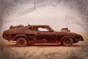 Mad Max Fury Road Interceptor by richmbailey