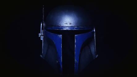 Mandalorian Merc Helmet - Madrake by richmbailey