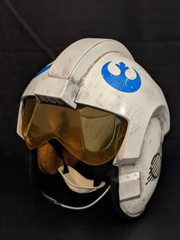 X-Wing Helmet Standard or Dak