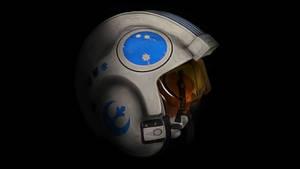 X-Wing Helmt Wallpaper - Snap OT