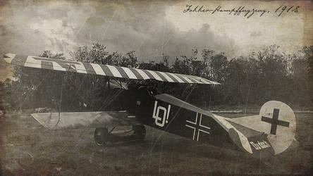 Fokker DVII - Ernst Udet