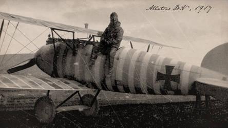 Albatros D.V VintageFX