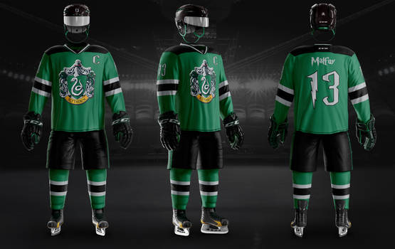 Hockey Uniform Slytherin
