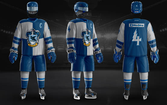 Hockey Uniform Ravenclaw