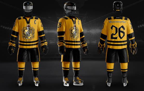 Hockey Uniform Hufflepuff